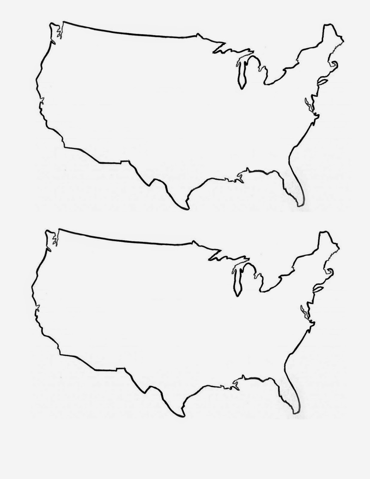 1237x1600 United States Drawing 100 Map Usa States Usa Map States