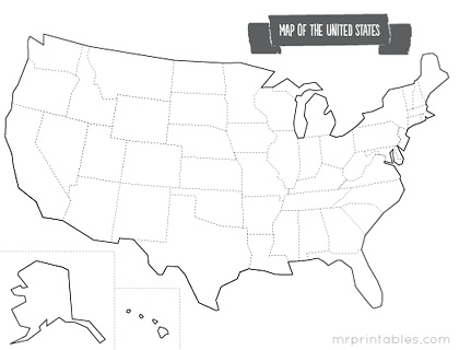 Map Of Usa Drawing at GetDrawingscom Free for personal use Map Of