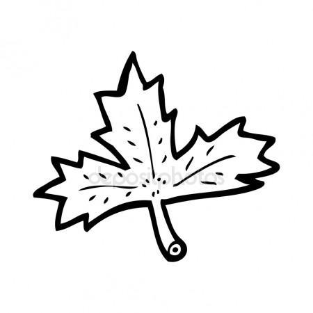 450x450 Maple Leaf Drawing Stock Vector Patrimonio
