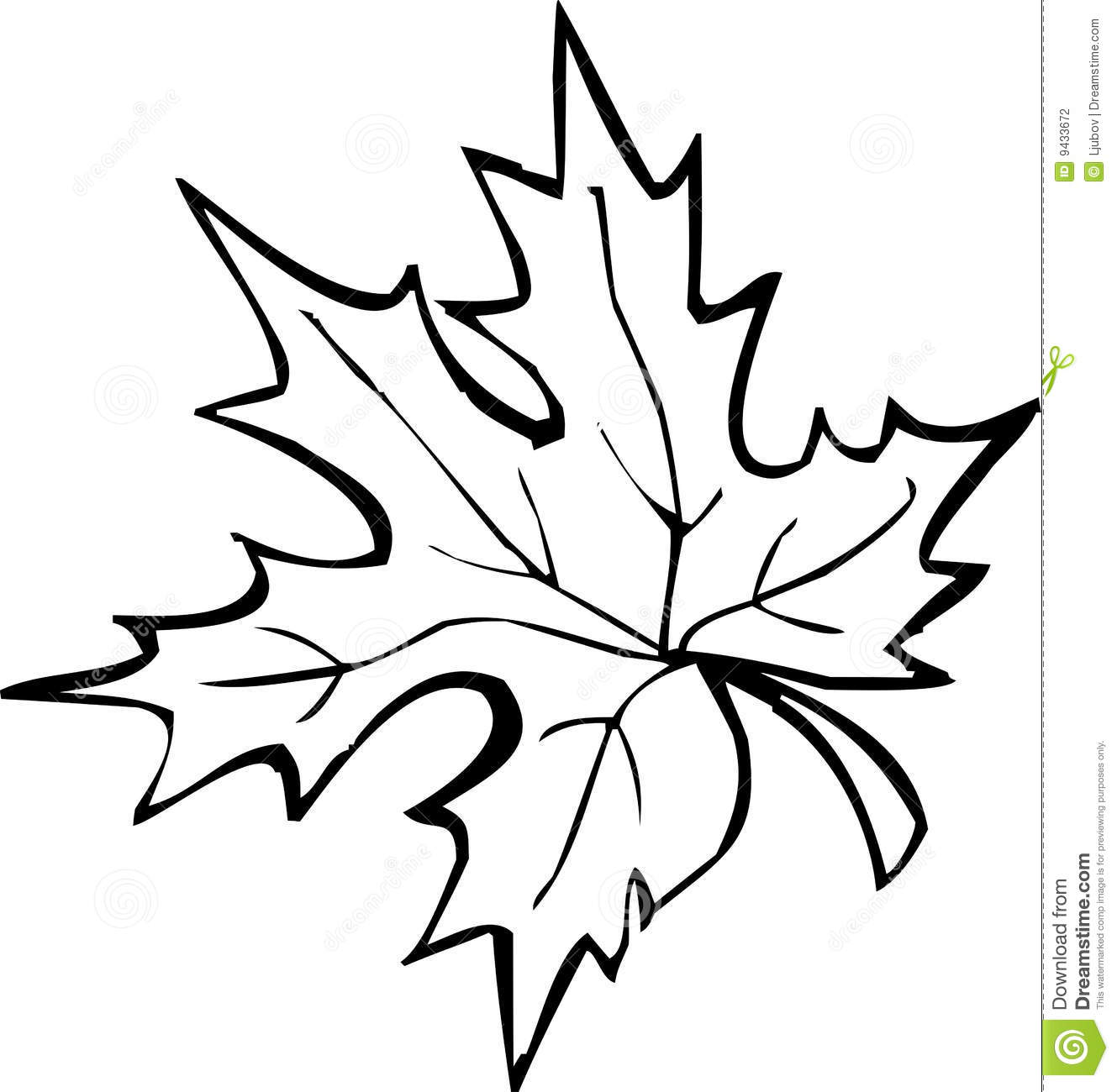 1329x1300 Maple Leaves Clipart Black And White