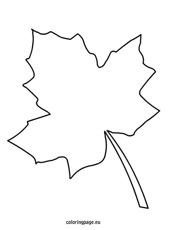 564x762 Fall Coloring Pages And Shapes Kindergarten Fall Coloring Pages