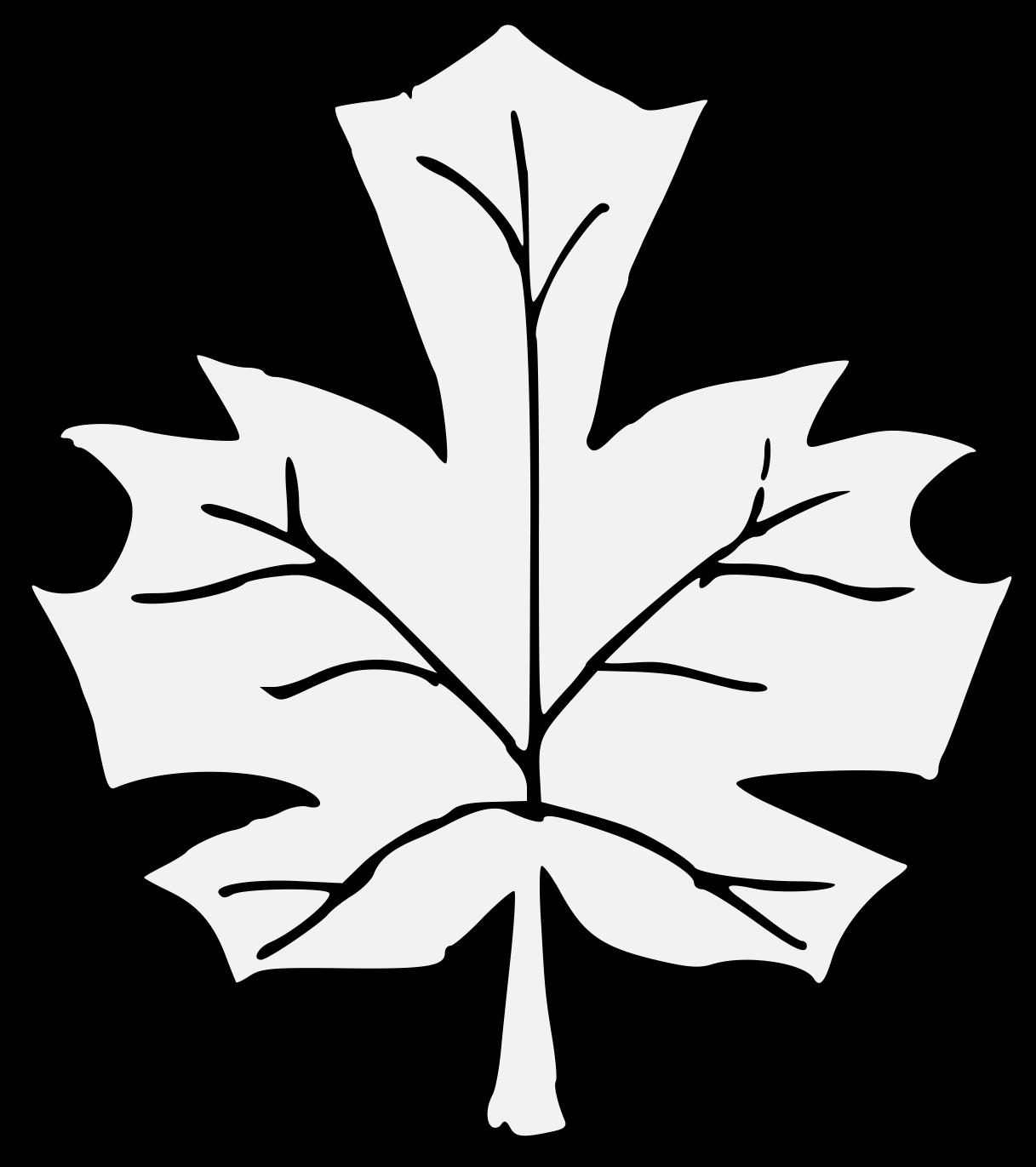 1217x1371 Maple Leaf
