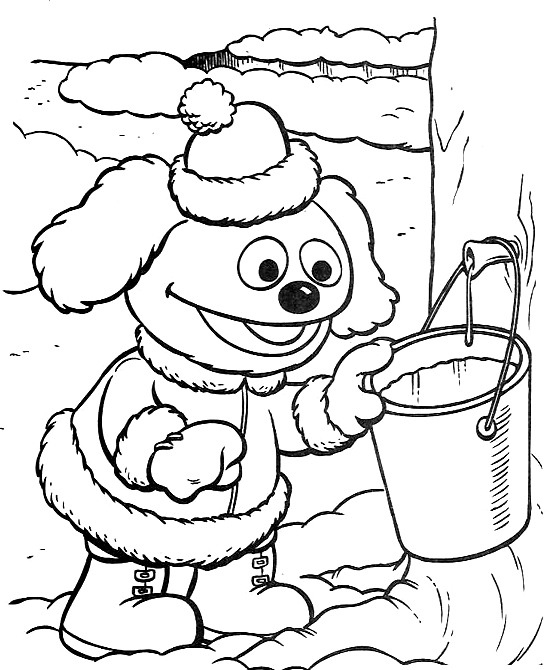 550x670 Maple Sugaring Coloring Pages Syrup