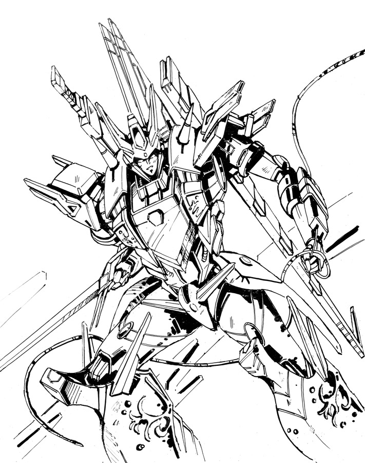 711x900 Sg Elita 1 Drawing By Marble V