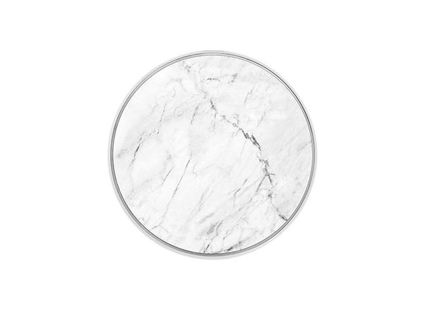 596x447 Takieso Marble Wireless Charger (White) Stacksocial