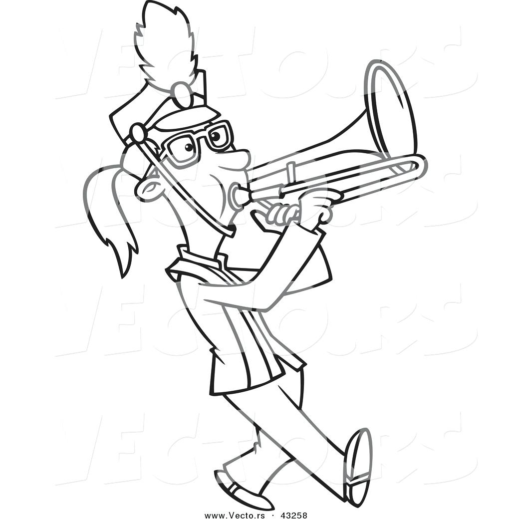 1024x1044 Coloring Marching Band Coloring Pages