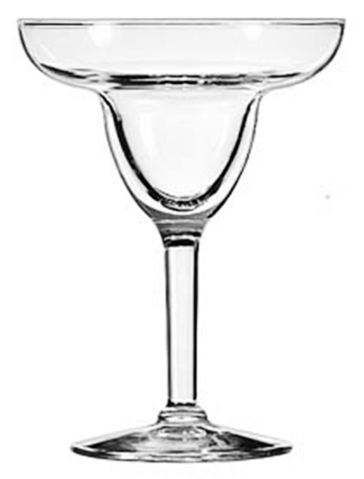 This is a picture of Nifty Margarita Glass Drawing