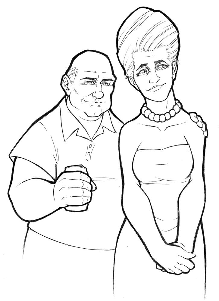 727x1000 Valentines Day Sketch