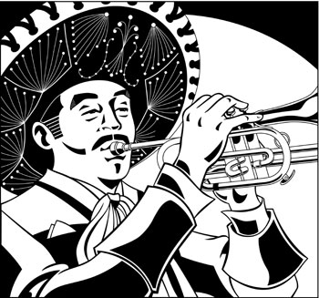350x327 Sinaloa Music Mariachi Band