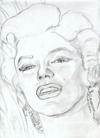 325x450 A Very Useful Tutorial Marilyn Portrait Tutorial