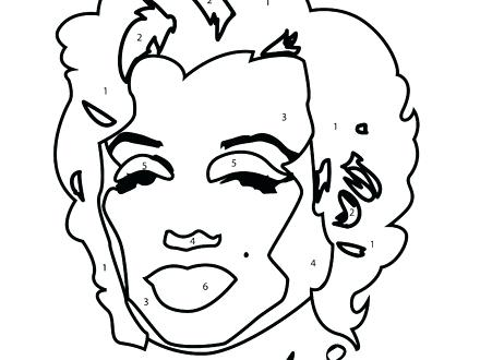 Marilyn Monroe Skull Drawing at GetDrawingscom Free for personal