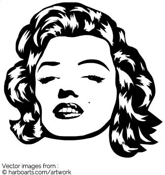 335x355 Download Marilyn Monroe Face