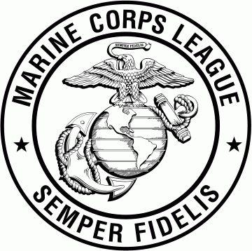 360x358 Marine Corps League Clipart