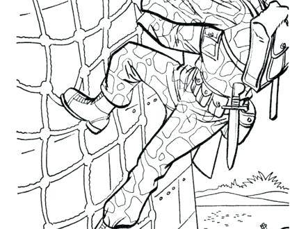 440x330 Marine Corps Coloring Pages Marines Coloring Pages Marine Animals