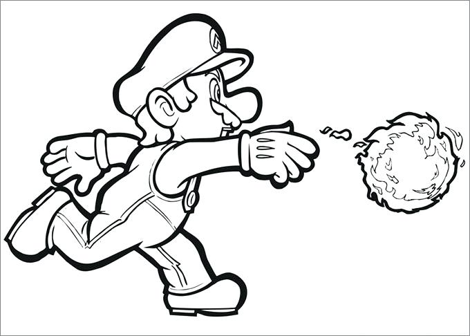 mario and luigi drawing at getdrawings com free for personal use