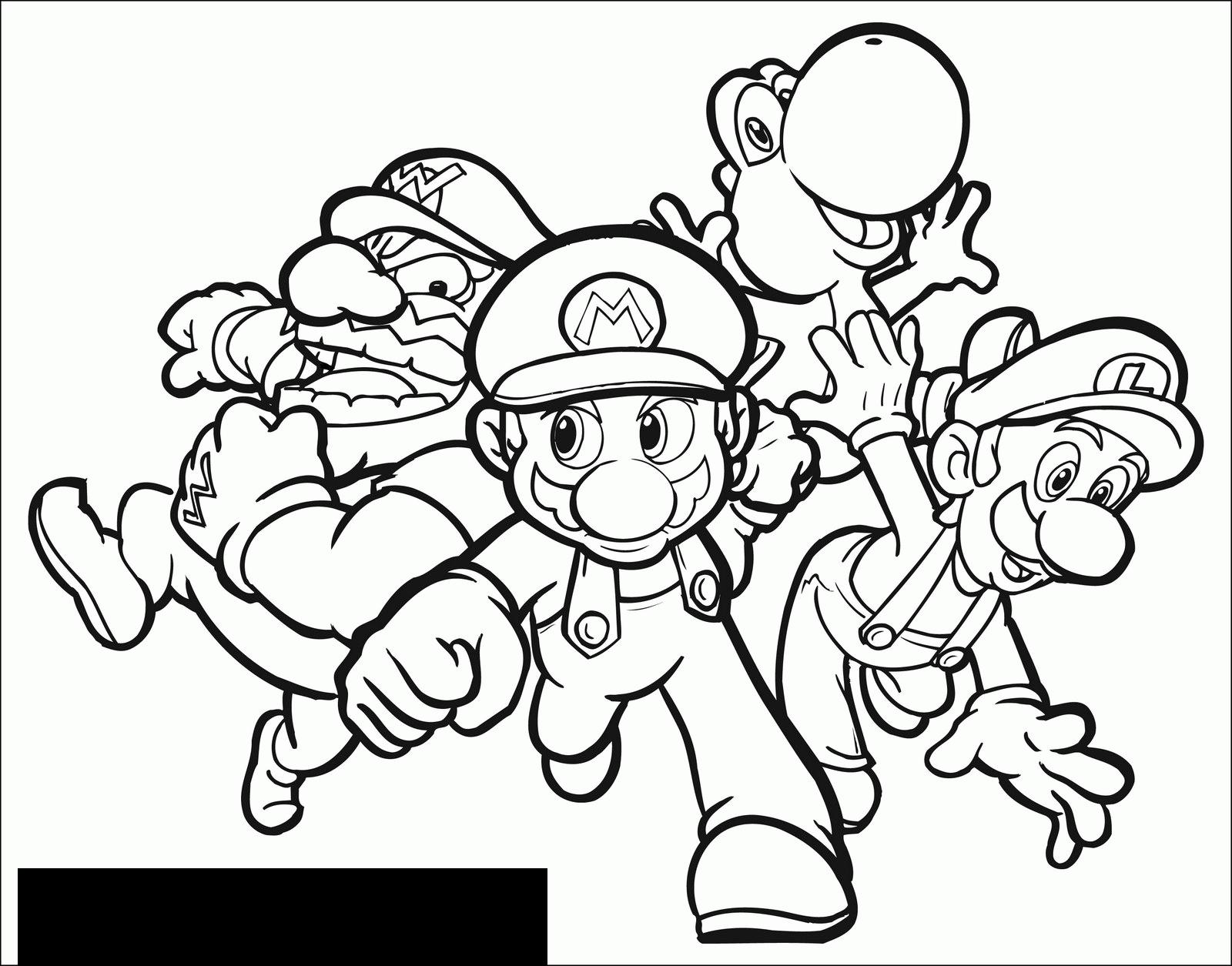 Beste Super Mario Bros Malvorlagen Kröte Ideen - Ideen fortsetzen ...