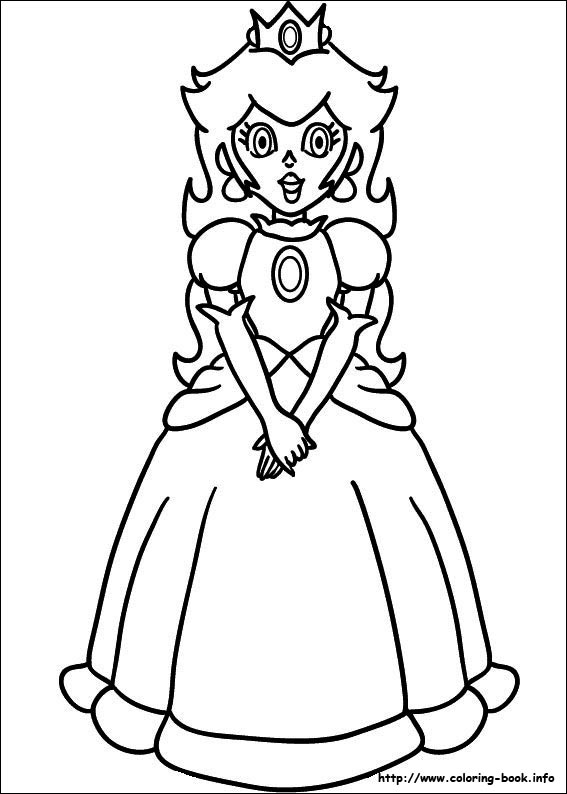 567x794 Super Mario Bros. Coloring Pages On Coloring