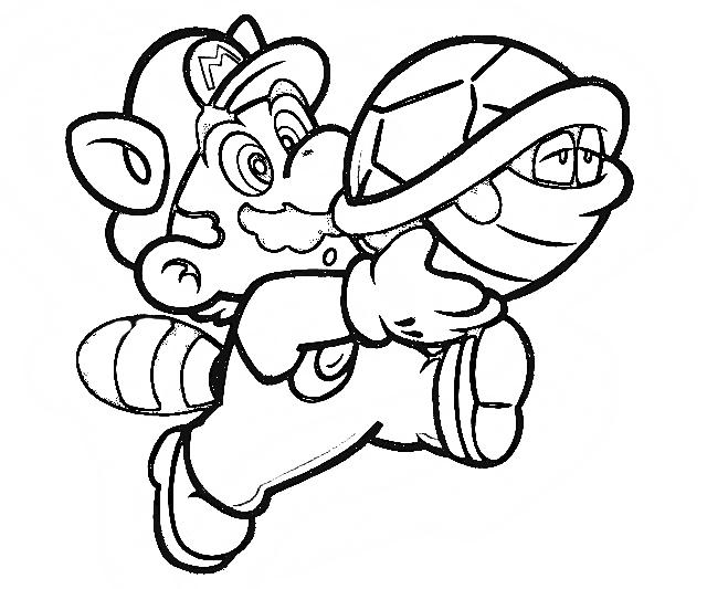 Mario Bros Drawing At Getdrawingscom Free For Personal Use Mario - Coloring-pages-super-mario