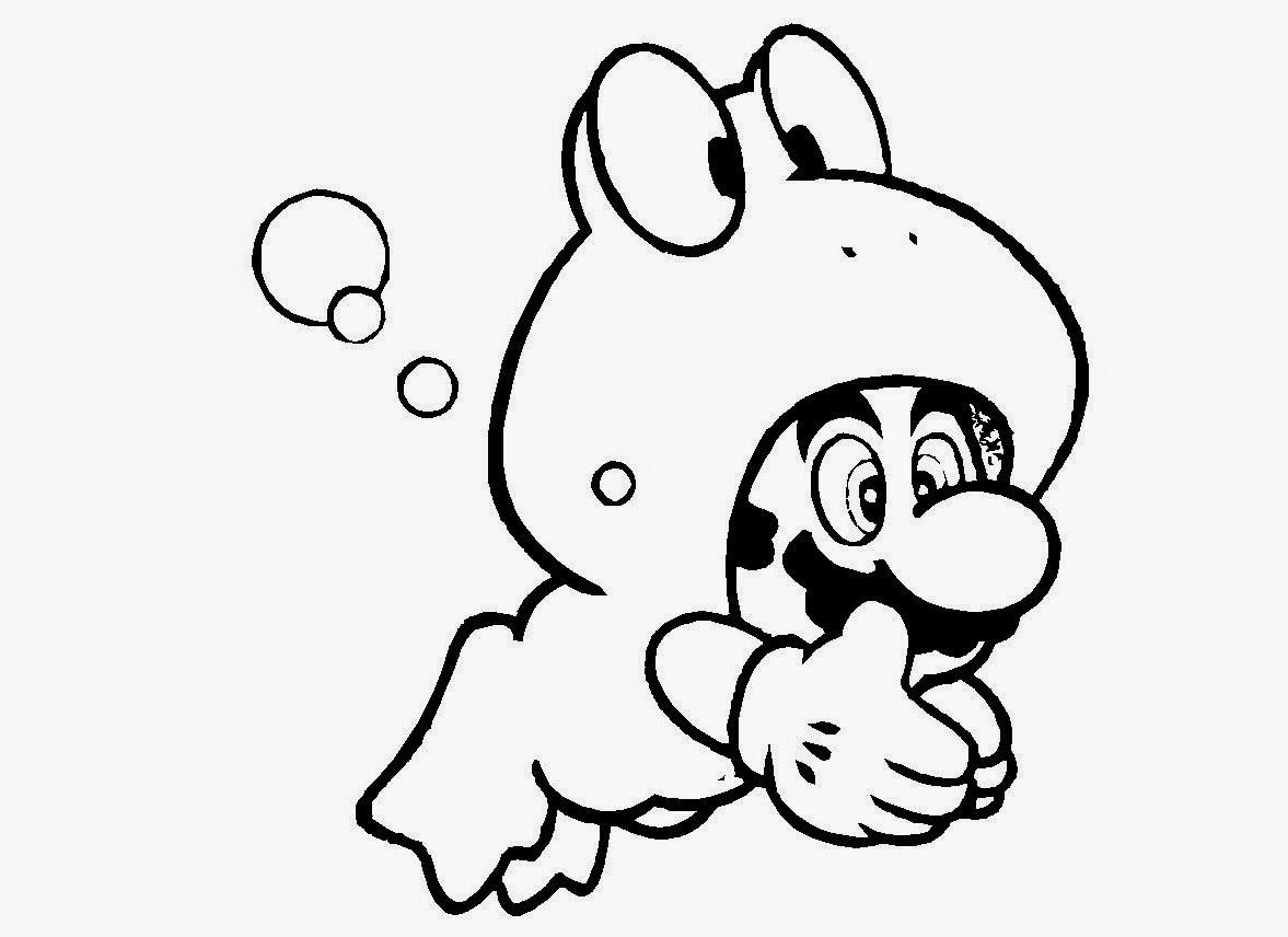 1177x856 Colour Drawing Free Wallpaper Super Mario Bros Coloring Drawing