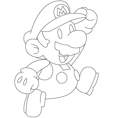 400x400 How To Draw Mario Fun Drawing Lessons For Kids Amp Adults Kids