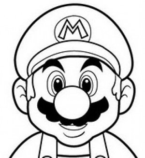 300x327 Learn To Draw Mario With Nintendo's Official Flipnote Tutorial