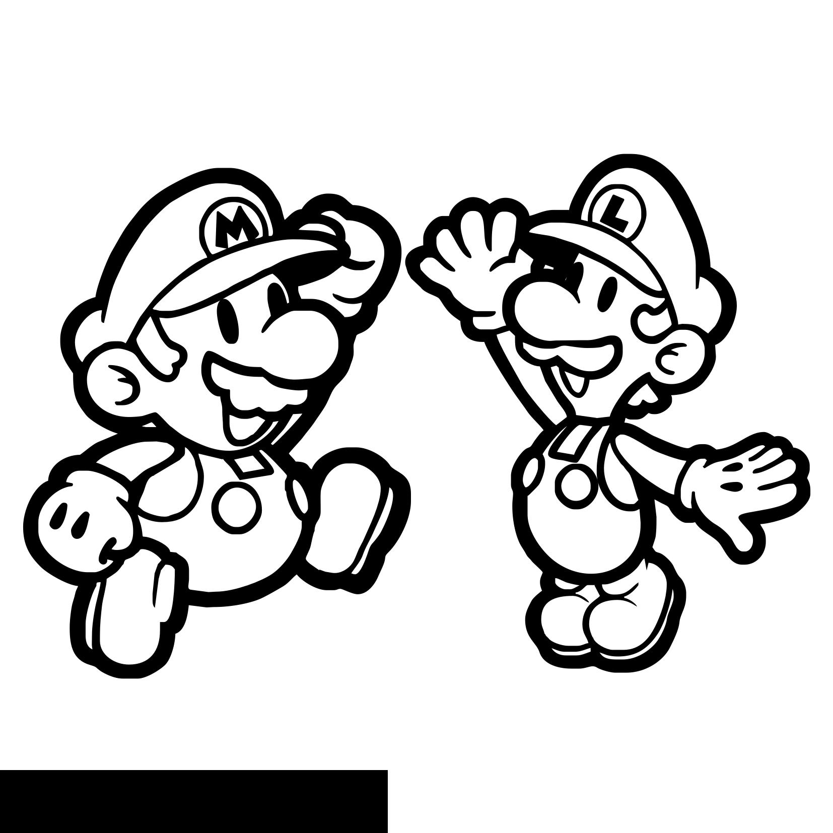 Mario Drawing at GetDrawings.com | Free for personal use Mario ...