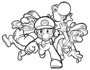 300x235 25 Best Mario Bros Color Images On Mario Bros