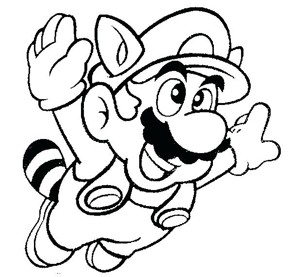 600x570 Super Mario Coloring Books Plus Related Super Bros Coloring Pages