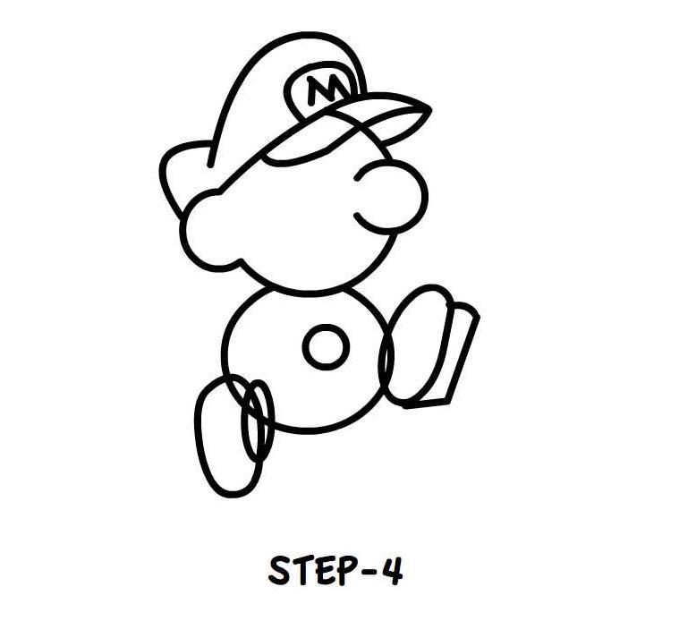 759x694 Home Spun Around Friday Doodles Mario!