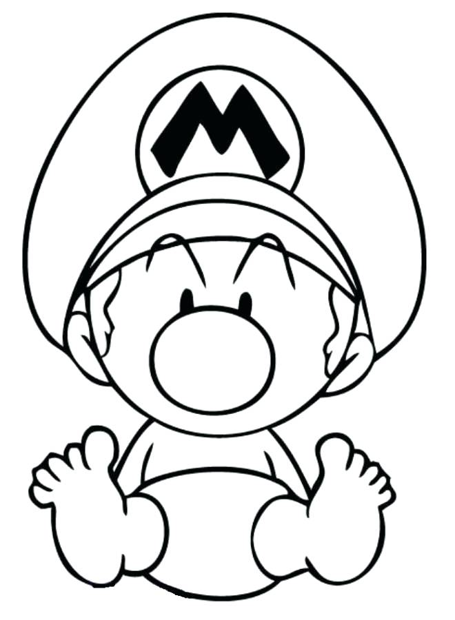 captain toad coloring pages - photo#7