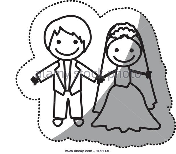 618x540 Married Woman Drawing Vector Illustration Stock Photos Amp Married