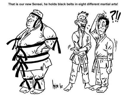 420x321 Why Do We Continue To Practice Martial Arts After Black Belt