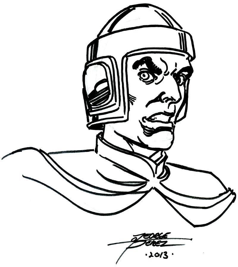 800x898 The Idol Head Of Diabolu, A Martian Manhunter Blog 2013 Commander
