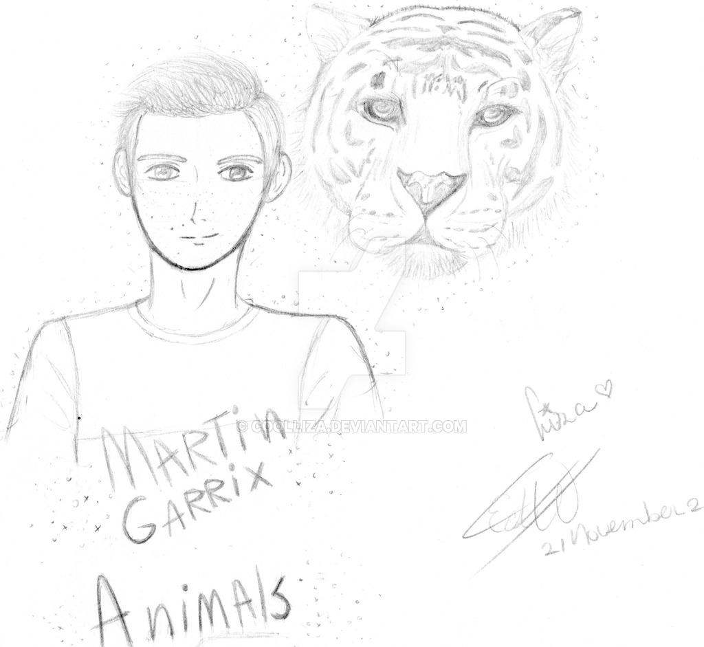 1024x941 Martin Garrix Pencil Sketch By Coolliza