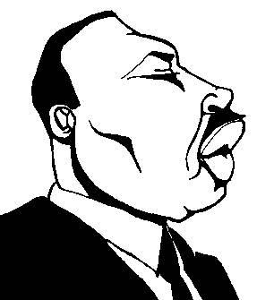 287x335 Martin Luther King Jr. By Geriatricyoda