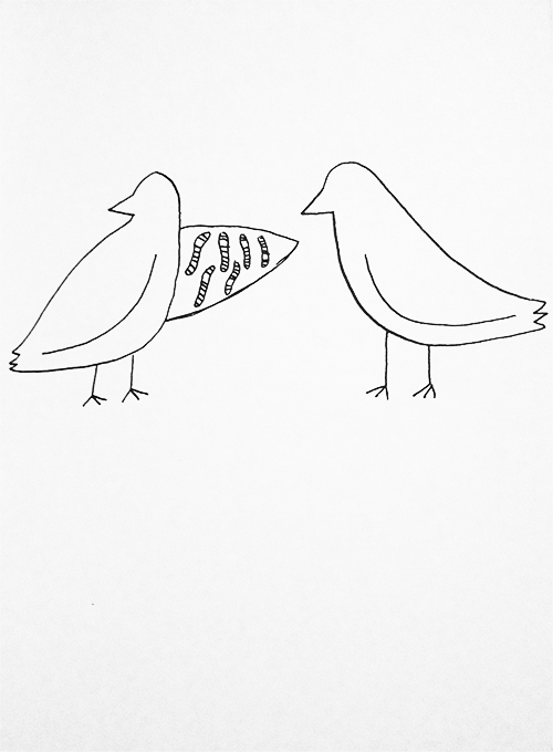 500x680 Drawing By Demetri Martin Funnies Demetri Martin