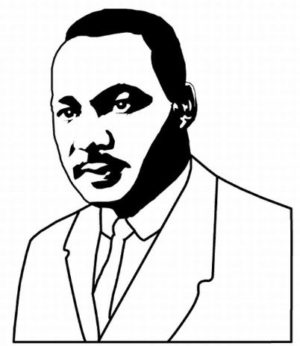 300x346 Luther King, Jr. Day Weekend Family Activities