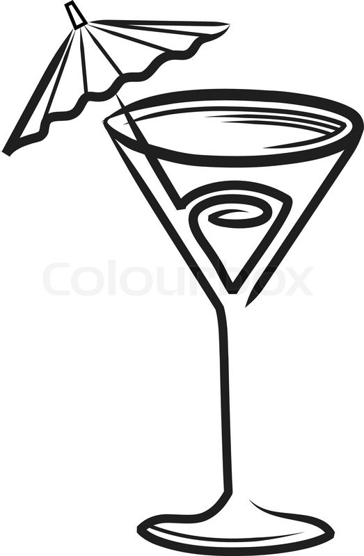 martini drawing at getdrawings com free for personal use martini rh getdrawings com