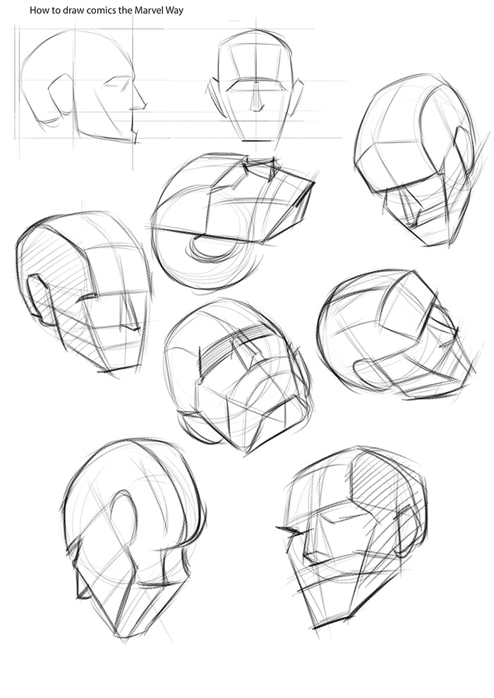 700x990 How To Draw Comics Online Drawing Lessons