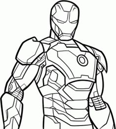 236x263 How To Draw Iron Man Step 14 Homemade Lemonade
