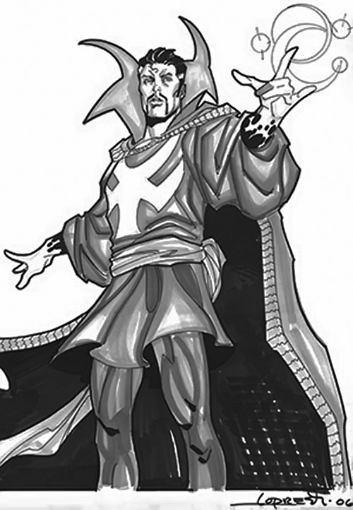 500x722 Doctor Strange Marvel Comics