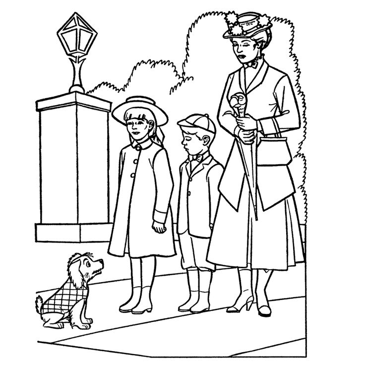 736x736 Coloring Pages Mary Poppins Cool Mary Poppins Coloring Book
