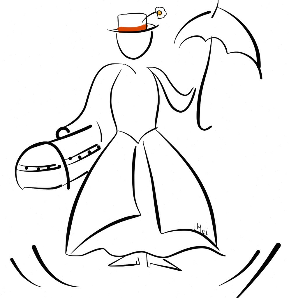 992x1024 Mary Poppins Coloring Pages To Download And Print For Free