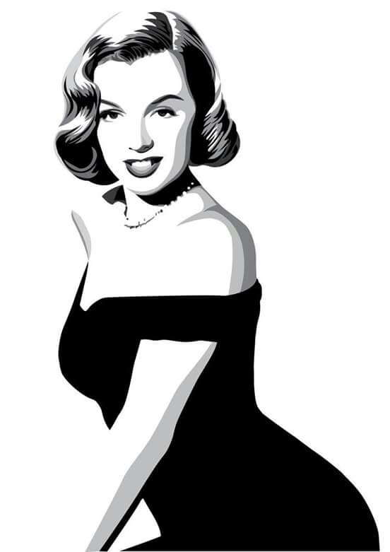 552x781 Marilyn Monroe Marilyn Monroe Art Marilyn Monroe