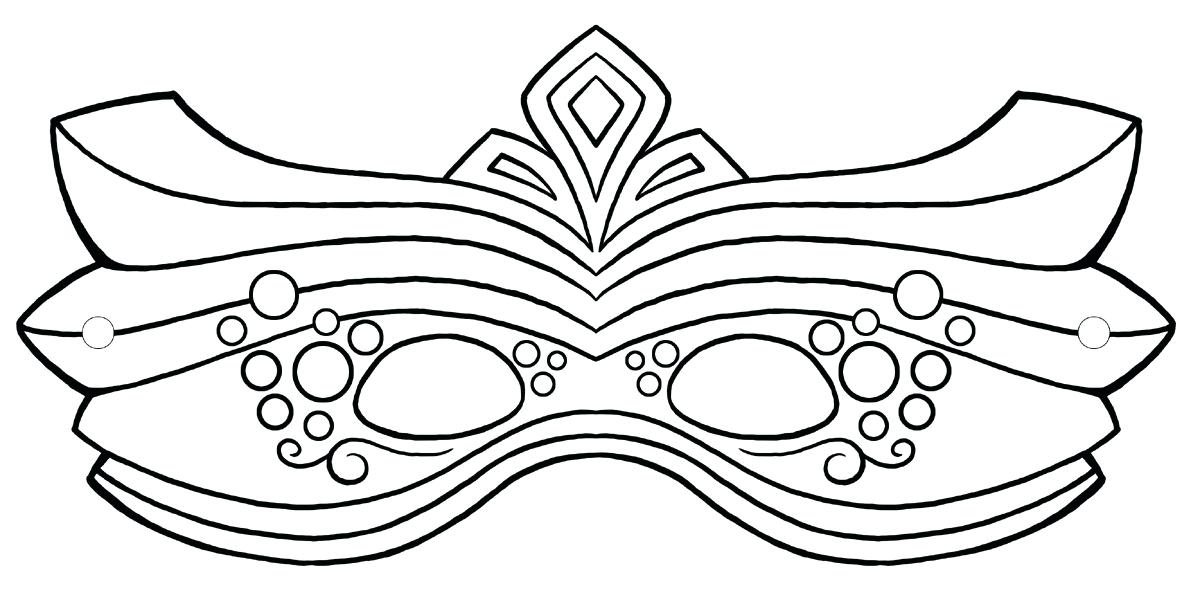 1200x613 Coloring Mask Mask Coloring Pages Coloring Beard With Mascara