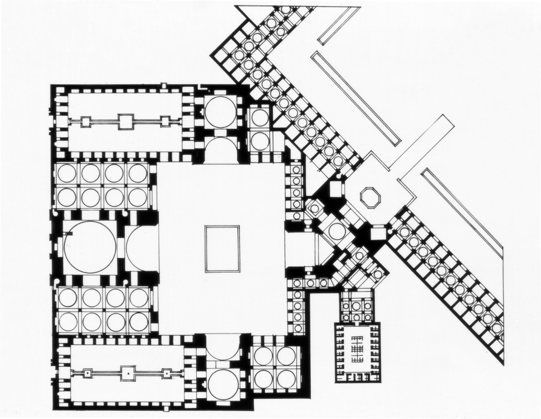 3000x2320 Masjid i Shah MIT Libraries