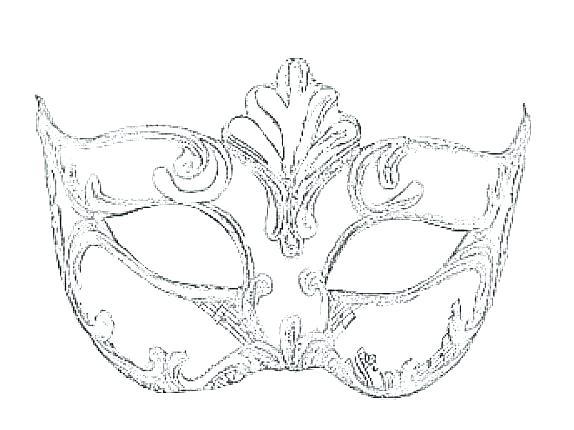 Masks Drawing