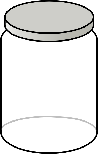 image about Free Printable Mason Jar Template called Mason Jar Drawing Template at  Cost-free for