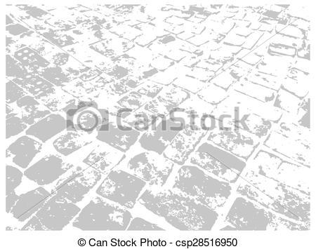 450x355 Masonry Paving Grunge Background. Granite Paving Blocks Clipart