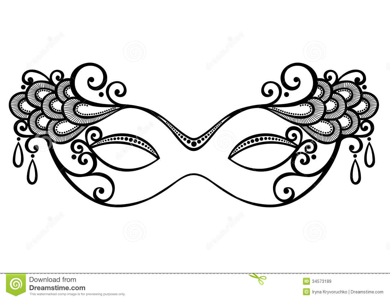 It is a graphic of Gargantuan Masquerade Mask Template Printable